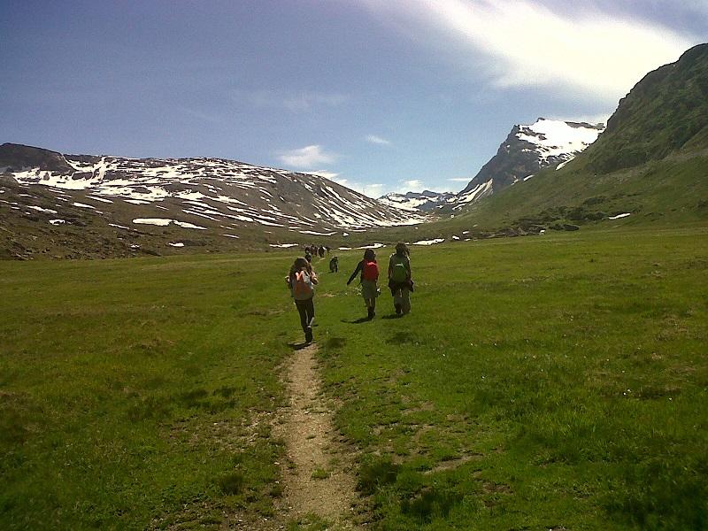 Gran Paradiso e Monte Bianco
