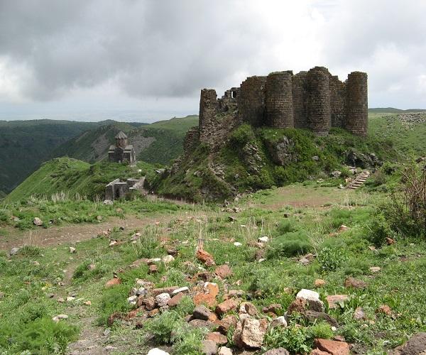 Montagne e monasteri