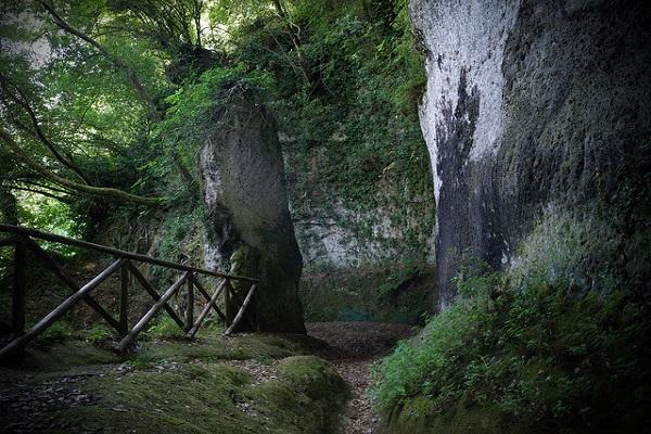 Il cammino degli Etruschi