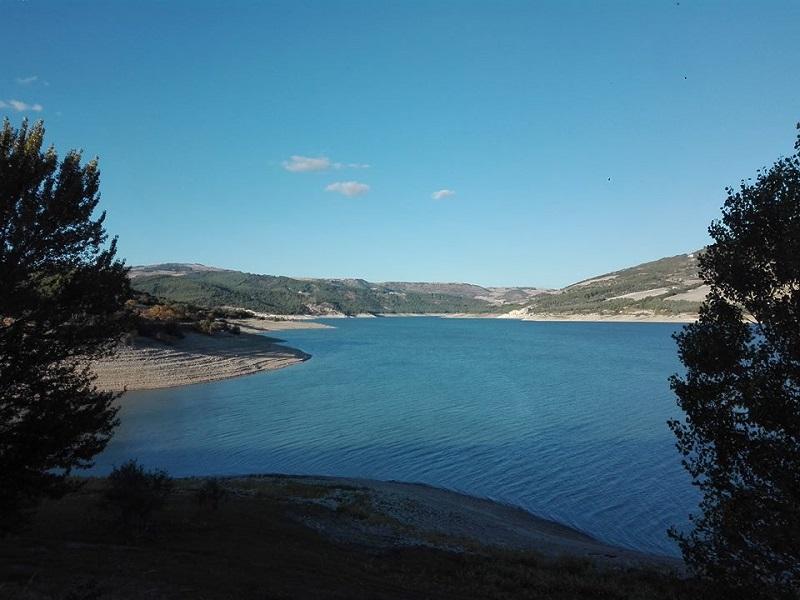 Tra i laghi molisani